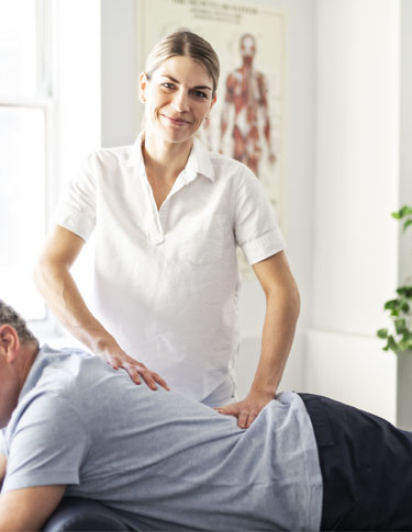 Physio-Z Karriere Physiotherapeut